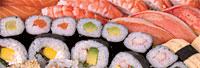 Sushi live bei moSushi